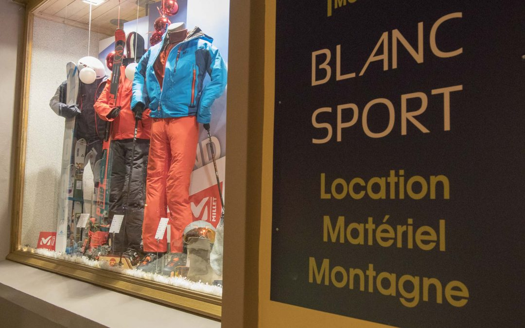 Blanc Sport is ready for you