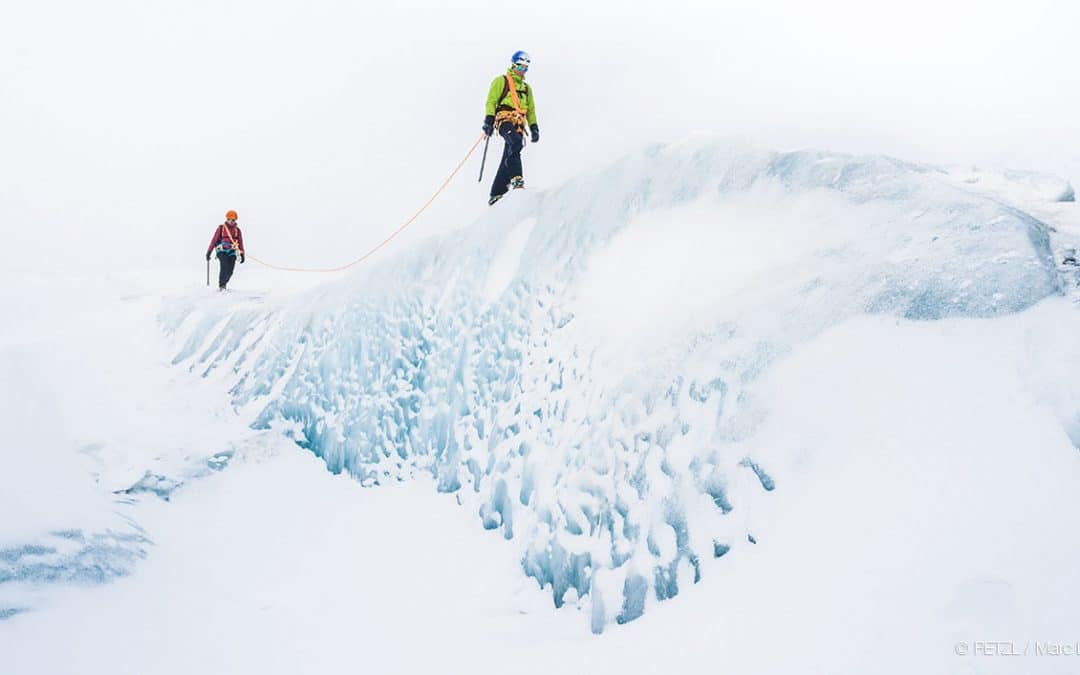 Mont-Blanc mountaineering equipment rental